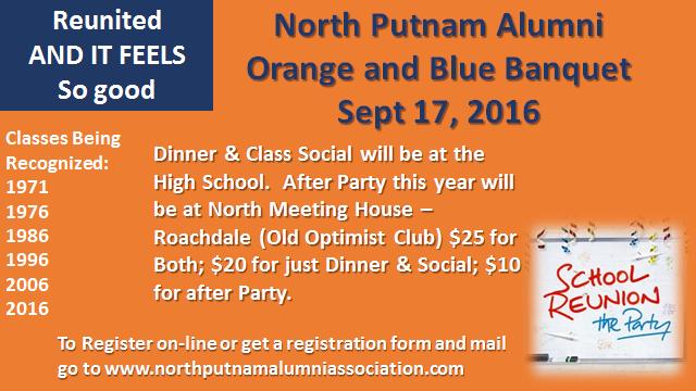 NPHS Banquet